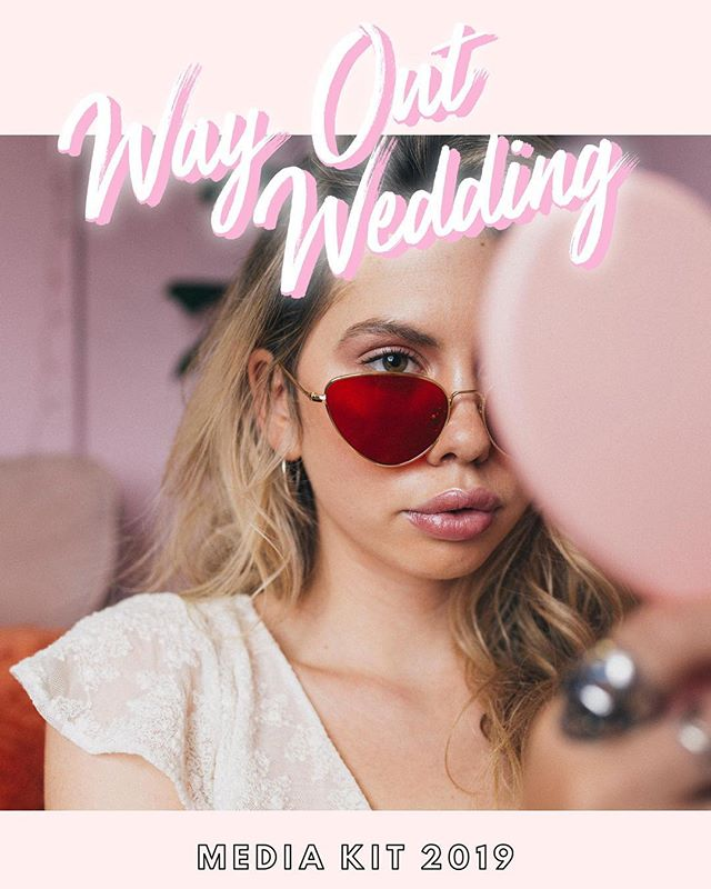 As you may have seen on our main @wayoutwedding grid and stories, we're doing a print magazine - whaaaa 😍 - and it's featuring the work of our amazing @thewowedit directory members. It's going to be a coffee table keepsake publication and we cannot wait to publish!! If you're a UK based wedding business then hit us up for the media kit to find out how you can be part of it! 🎀🍭💗😍 #coolweddingsuppliersuk #weddingmagazine #modernweddingmagazine #ukweddingsuppliers #indiebusiness #indieweddings #bridesandgrooms #bridesandgroomstobe #newlyengagedcouples #weddingdirectory #ukweddingvendors #weddingvendorsuk #weddingbusinessmarketing #coolbride