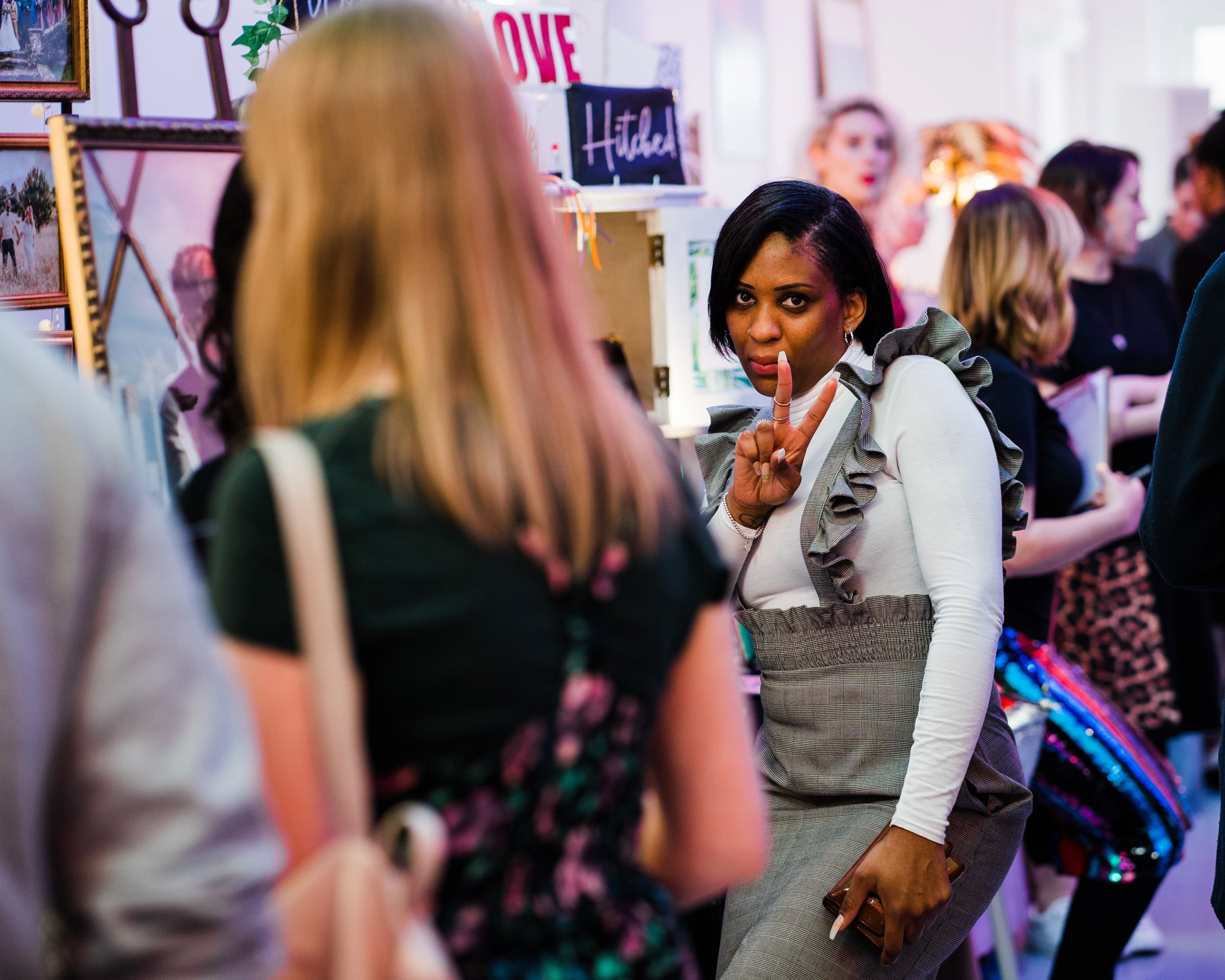 The UN-WEDDING SHOW 2019 cool bride style modern wedding fair London Core Clapton 00005.jpg