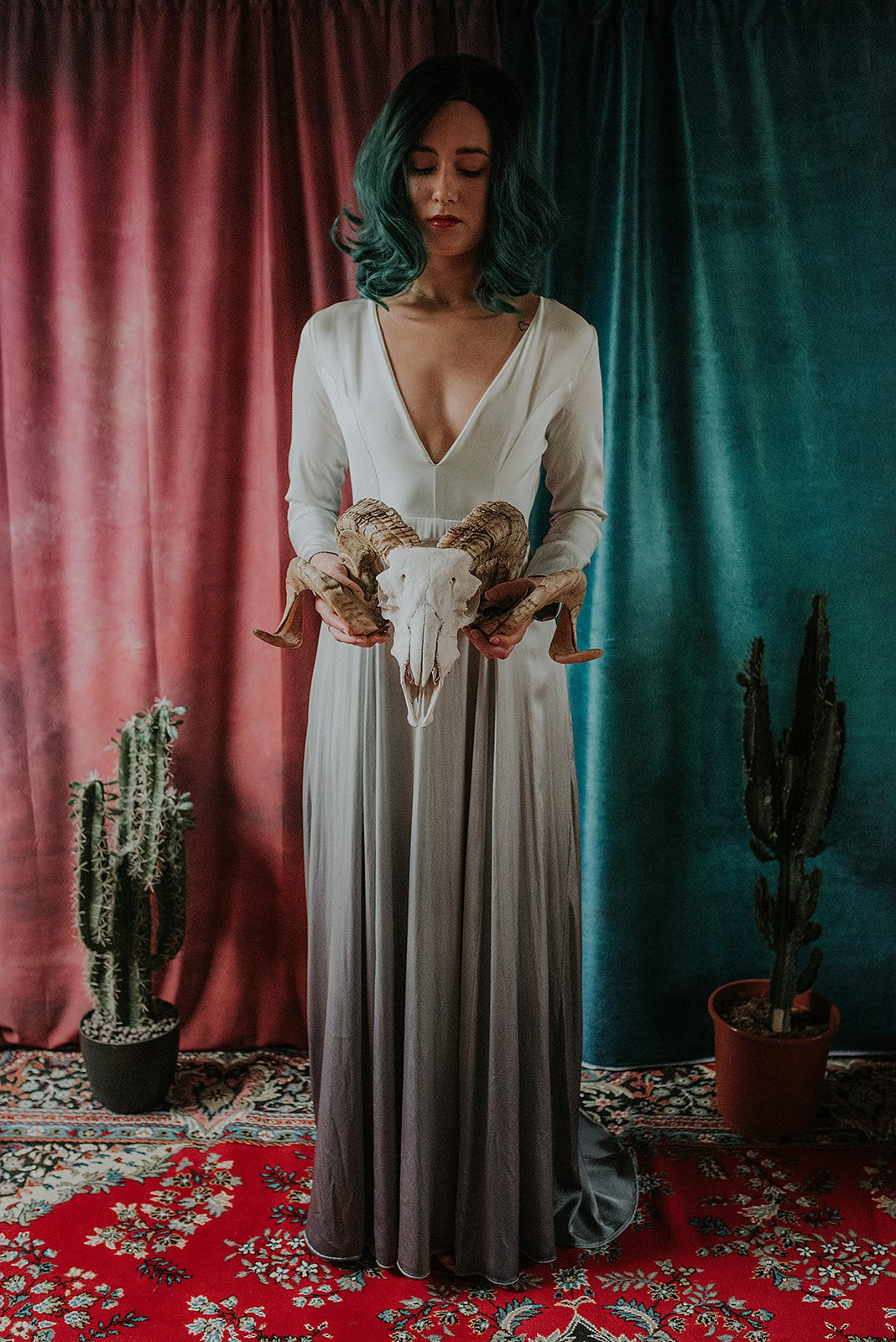 Lucy Cant Dance Cosmic Rodeo Alternative wedding dresses separates Megan Elle Photography 00005.jpg