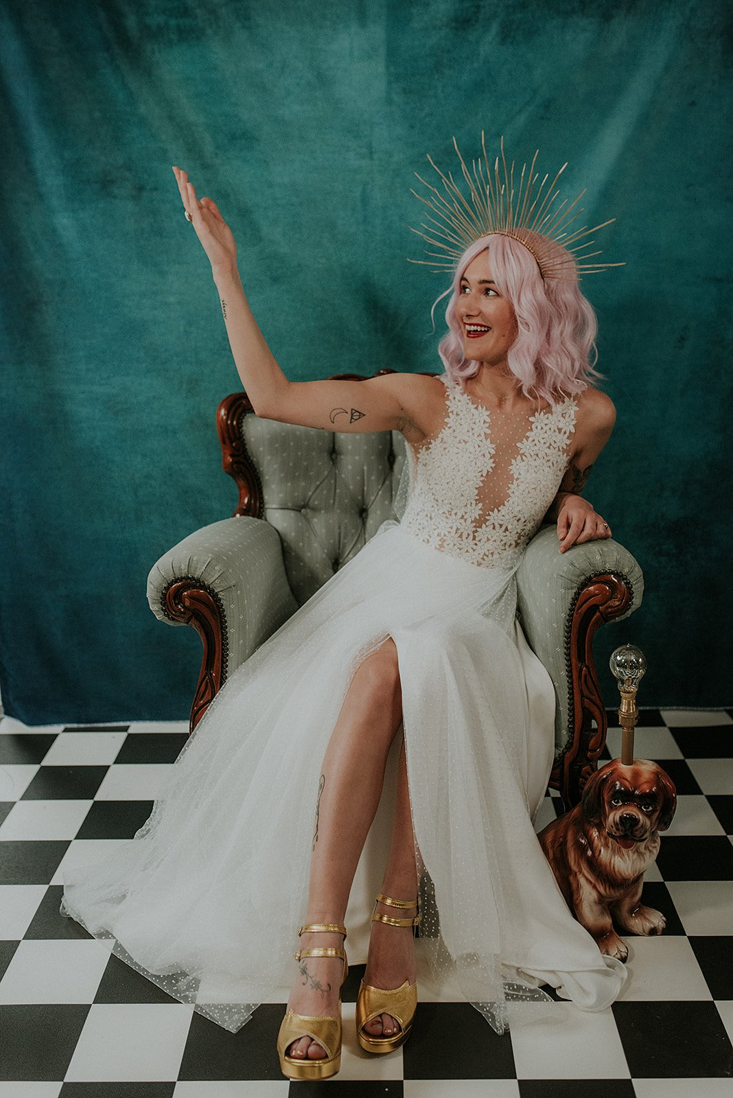 Lucy Cant Dance Cosmic Rodeo Alternative wedding dresses separates Megan Elle Photography 00013.jpg