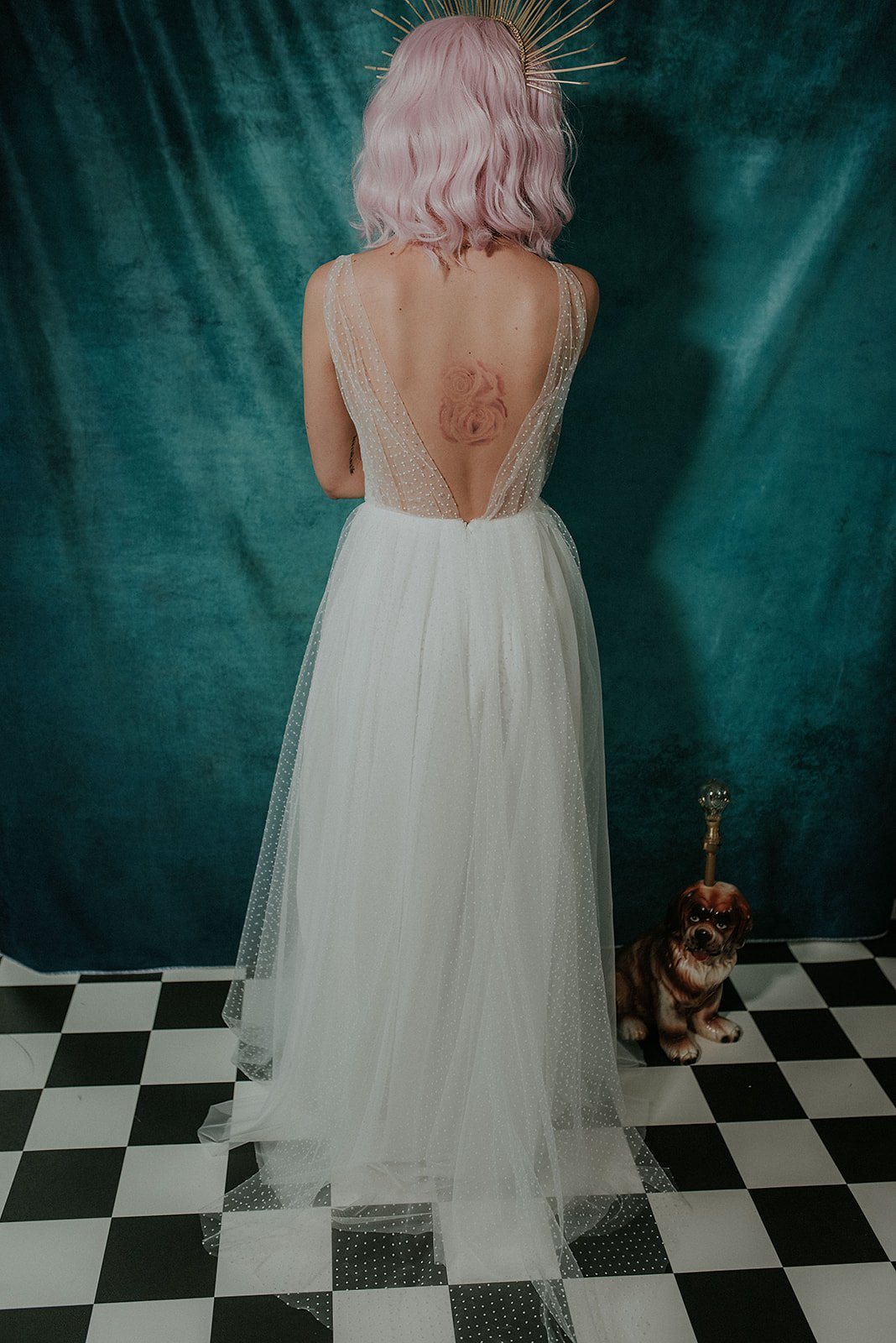 Lucy Cant Dance Cosmic Rodeo Alternative wedding dresses separates Megan Elle Photography 00016.jpg