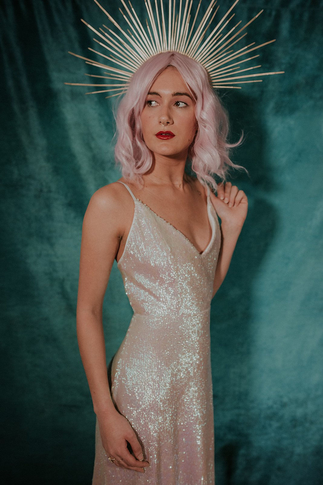 Lucy Cant Dance Cosmic Rodeo Alternative wedding dresses separates Megan Elle Photography 00022.jpg