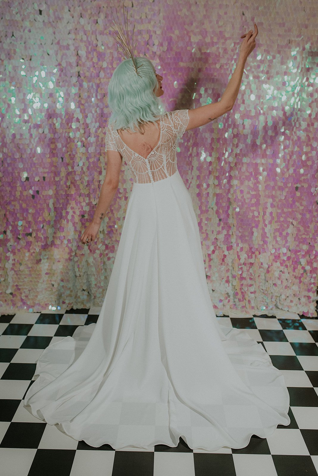Lucy Cant Dance Cosmic Rodeo Alternative wedding dresses separates Megan Elle Photography 00026.jpg