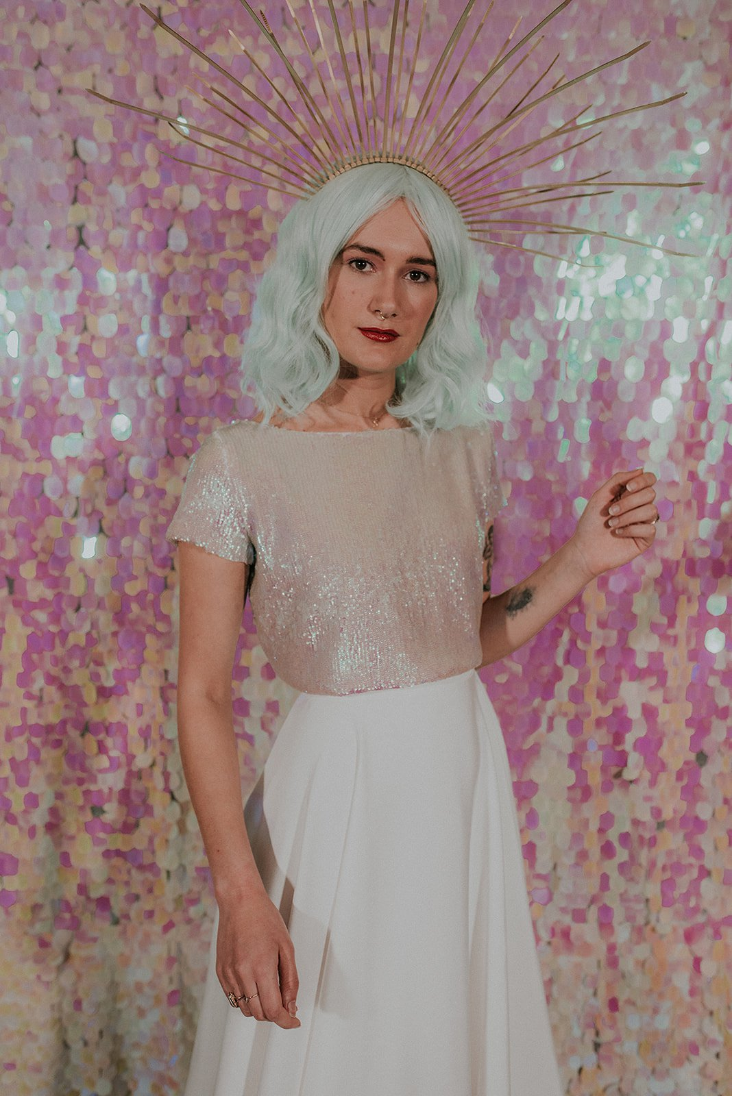 Lucy Cant Dance Cosmic Rodeo Alternative wedding dresses separates Megan Elle Photography 00031.jpg