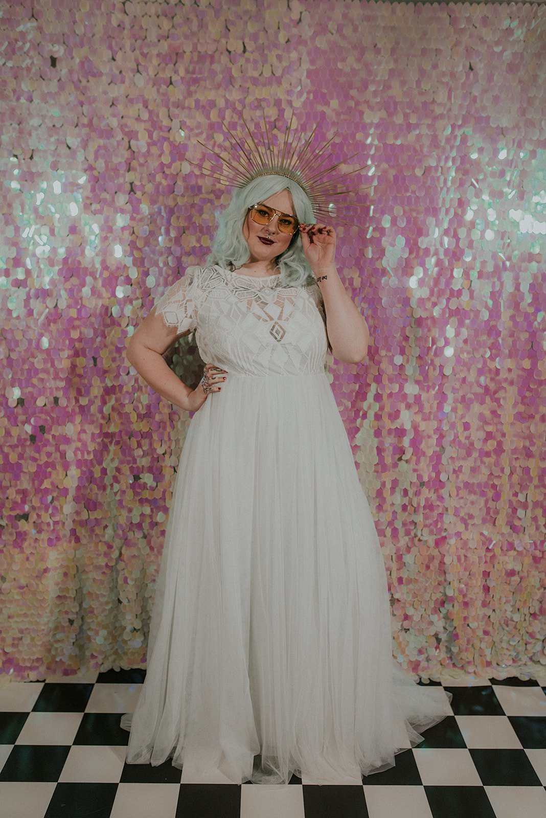 Lucy Cant Dance Cosmic Rodeo Alternative wedding dresses separates Megan Elle Photography 00032.jpg