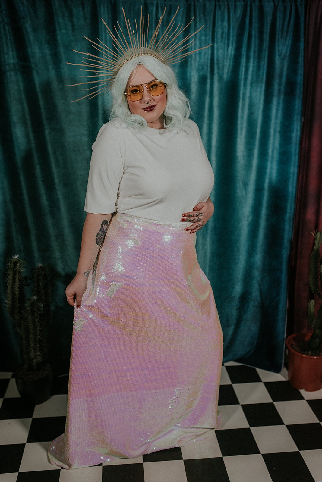 Lucy Cant Dance Cosmic Rodeo Alternative wedding dresses separates Megan Elle Photography 00038.jpg