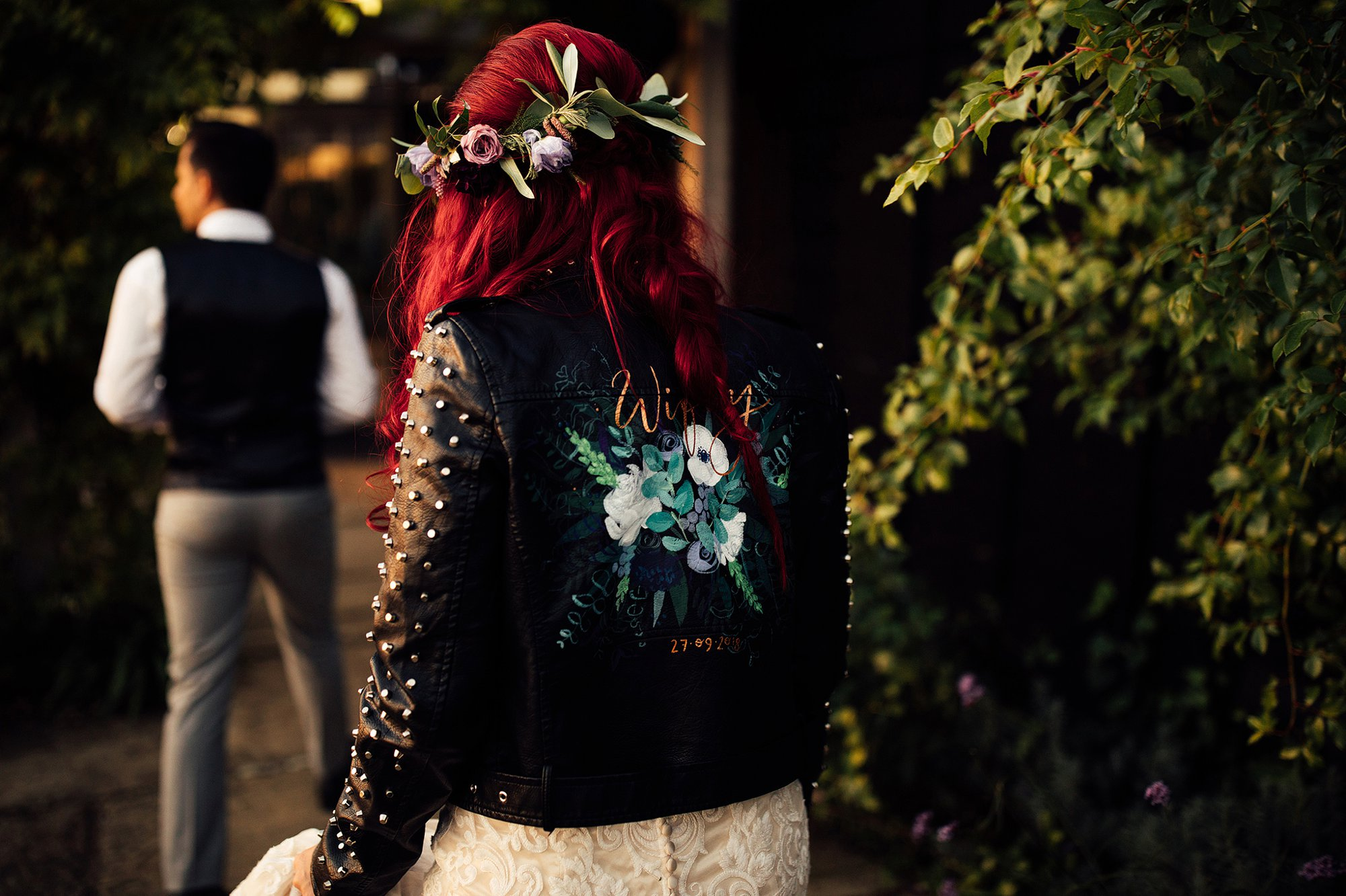Bee Davies Illustration Floral and Geometric Handpainted wedding jackets calligraphy stationery cool bride modern weddings 00005.jpg