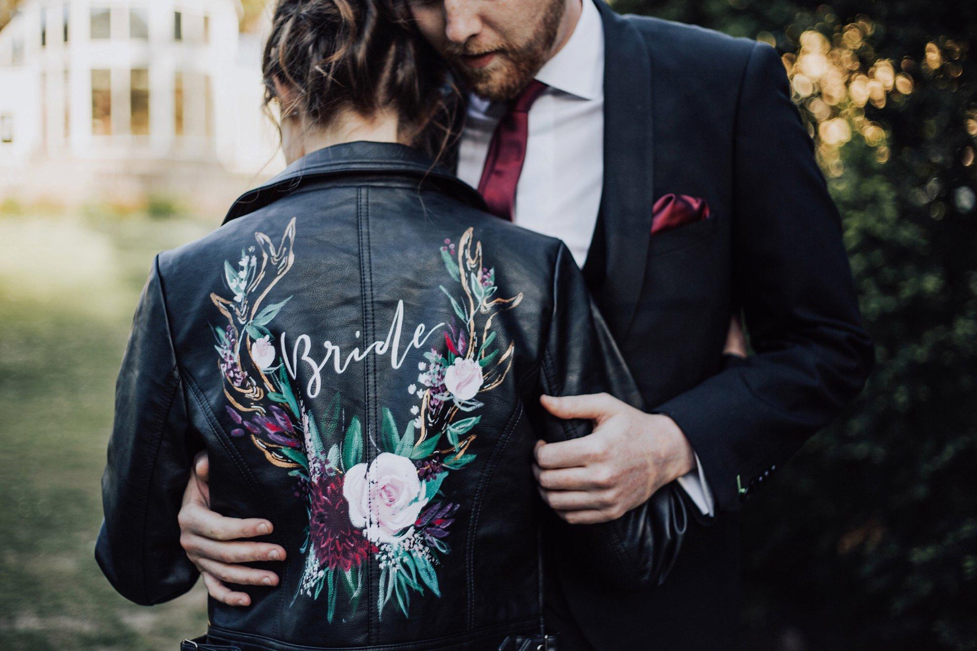 Bee Davies Illustration Floral and Geometric Handpainted wedding jackets calligraphy stationery cool bride modern weddings 00010.jpg