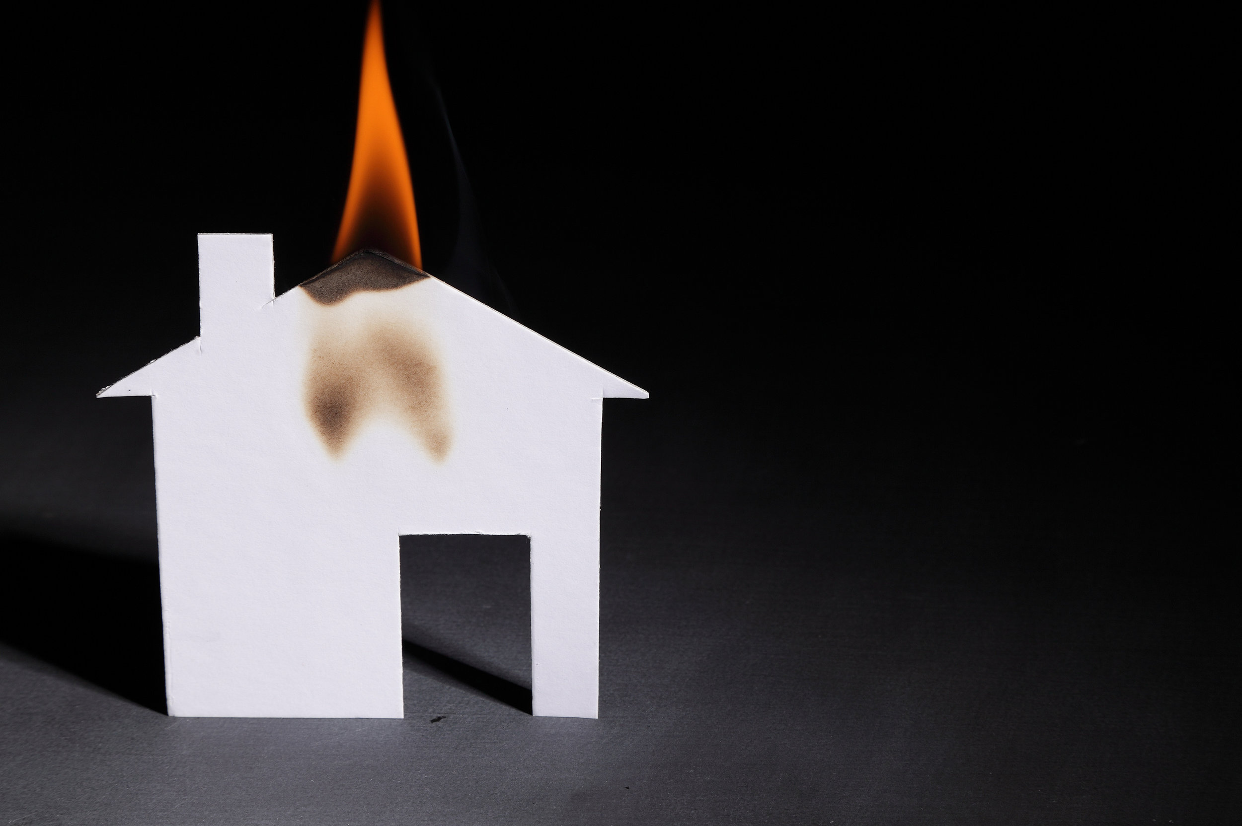 Residential fires occur every 76 seconds in the US.  – National Fire Protection Association