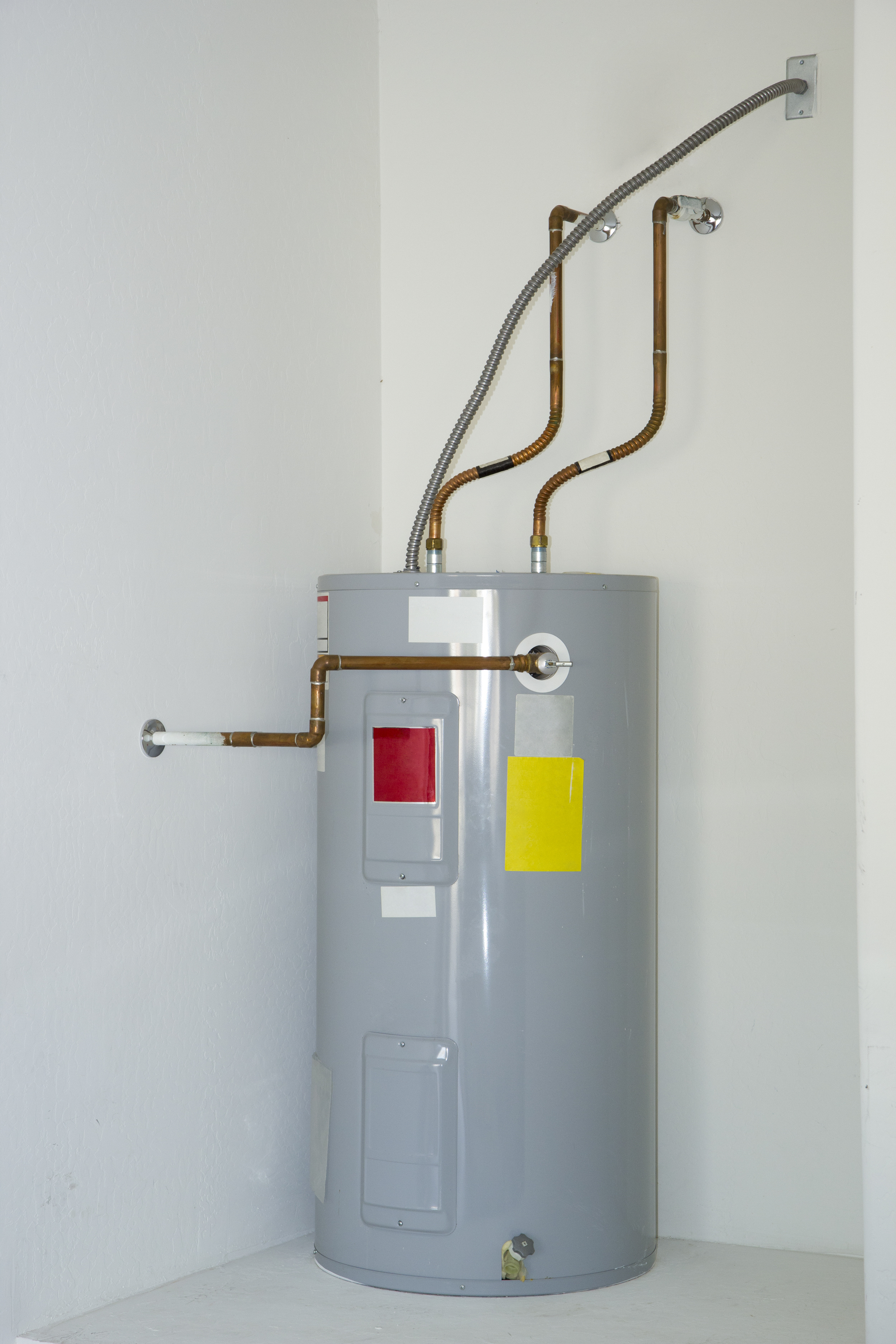 9% of all water heater failures occur in unoccupied homes. Damage can cost on average $4,444 and may not be covered by insurance.  – Institute for Business & Home Safety  www.disastersafety.org