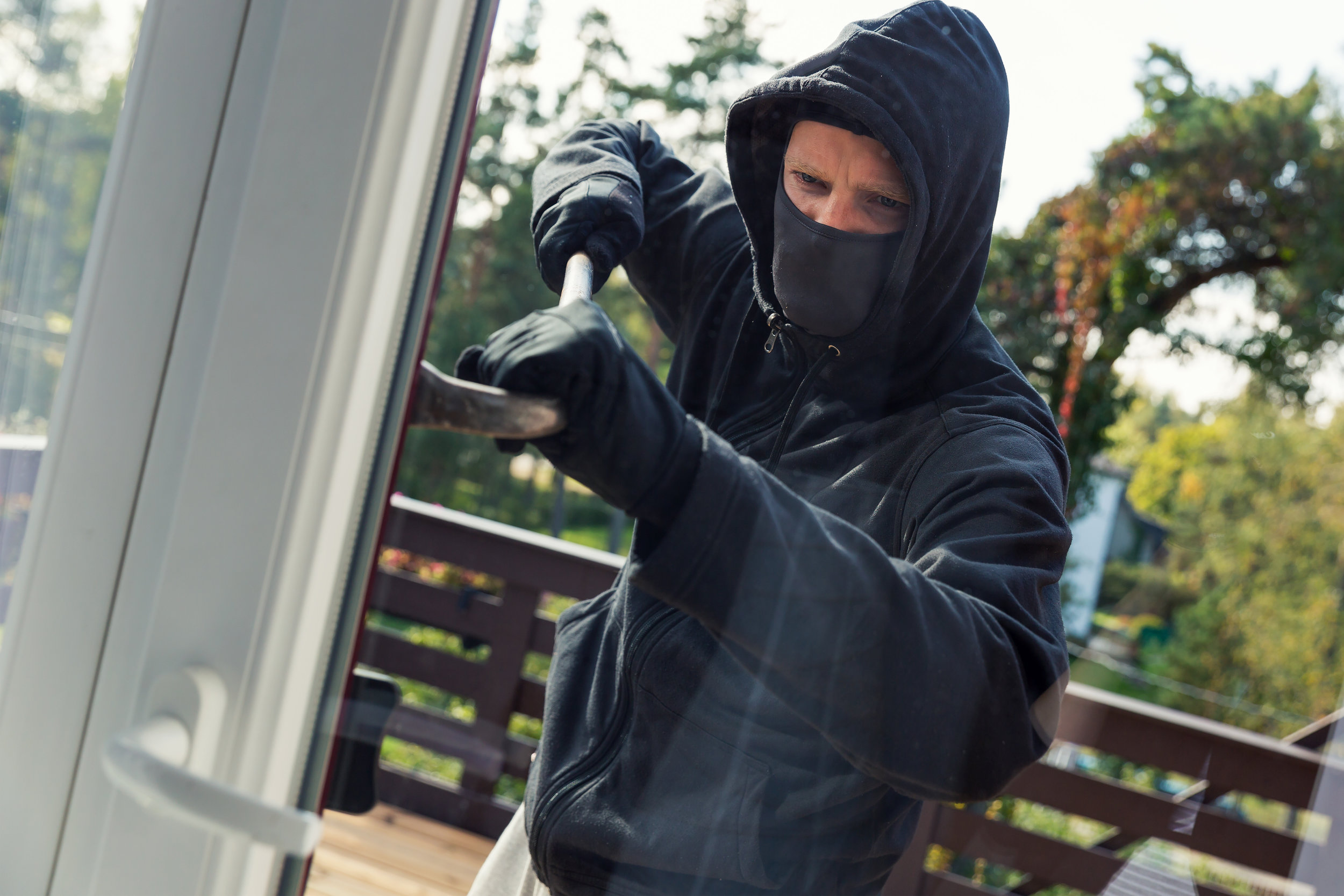 1.6 million home break-ins occur per year on average.    Homes unoccupied are 6% more likely  of being targeted.  - FBI Uniform Crime Reporting Statistics www.alarms.org