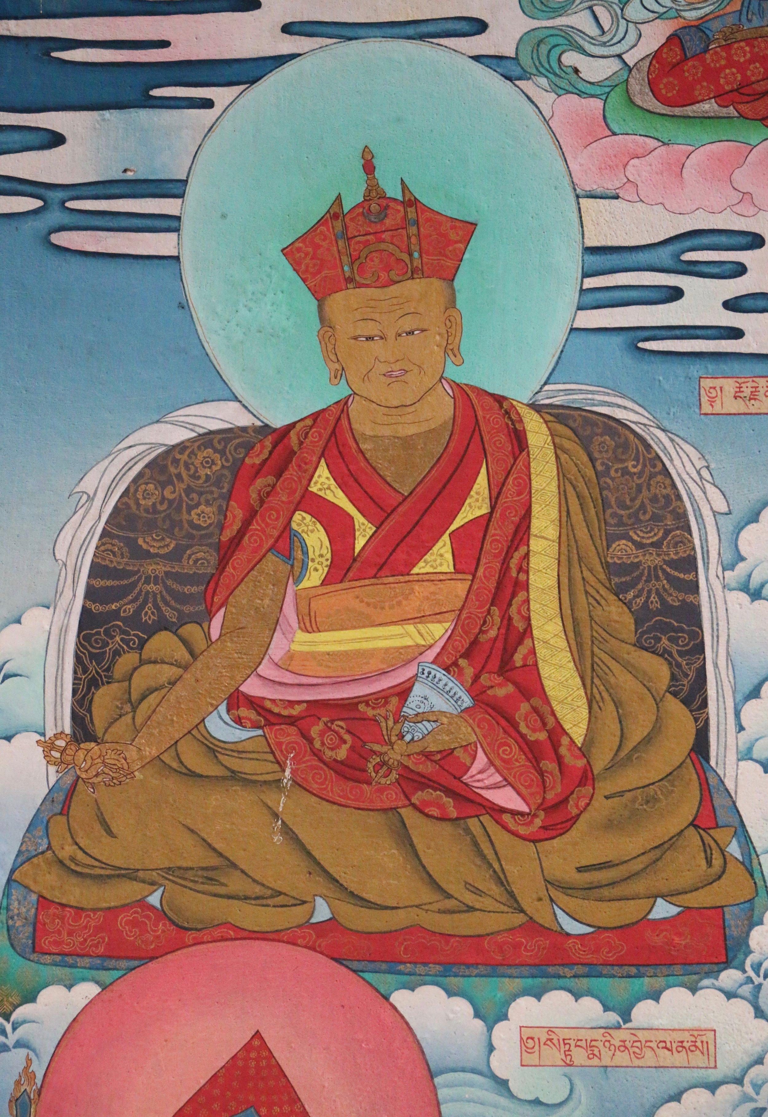 司徒貝瑪寧傑旺波