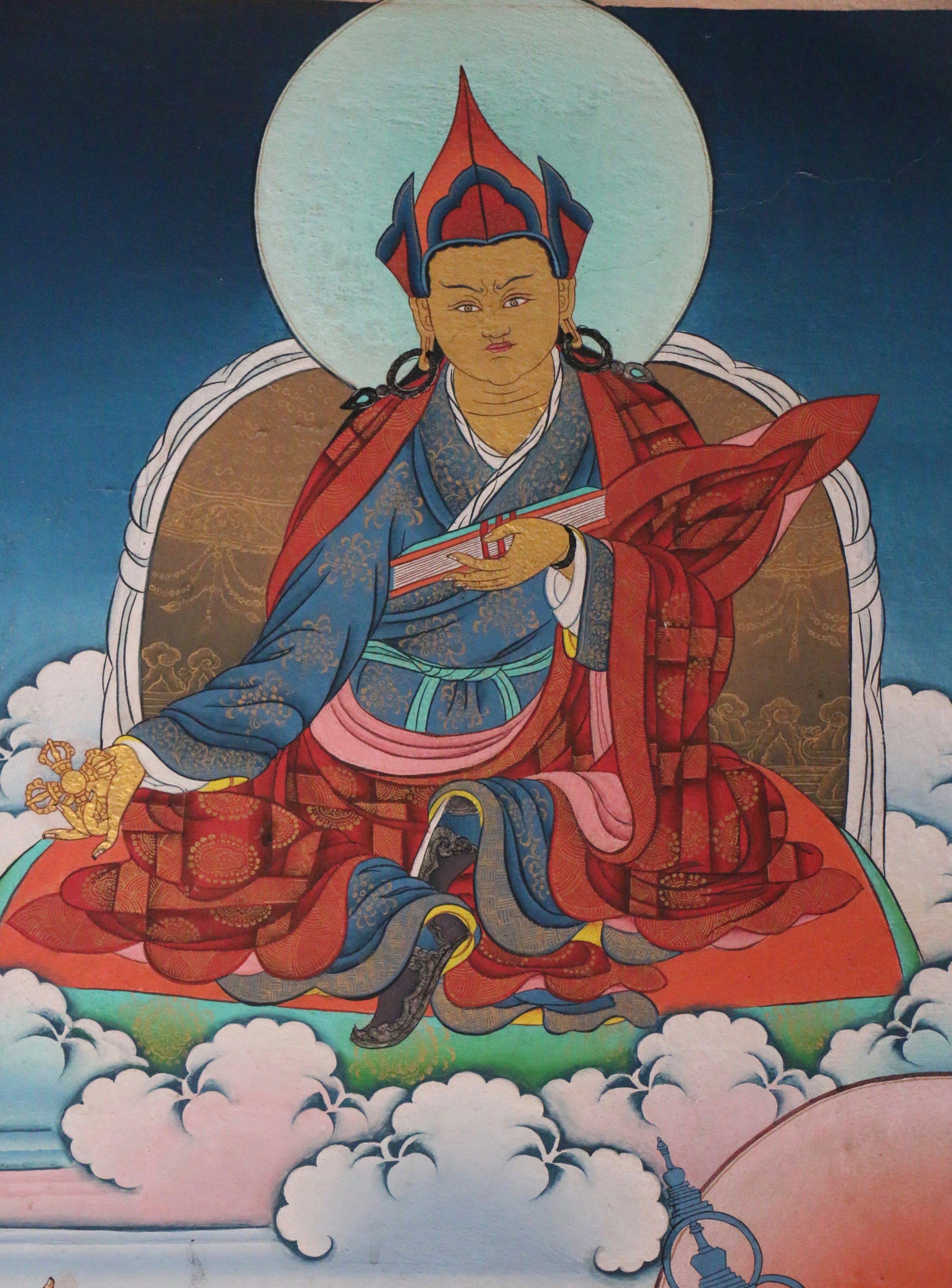 ✔️Prabhahasti (one of 8 Vidyadharas)