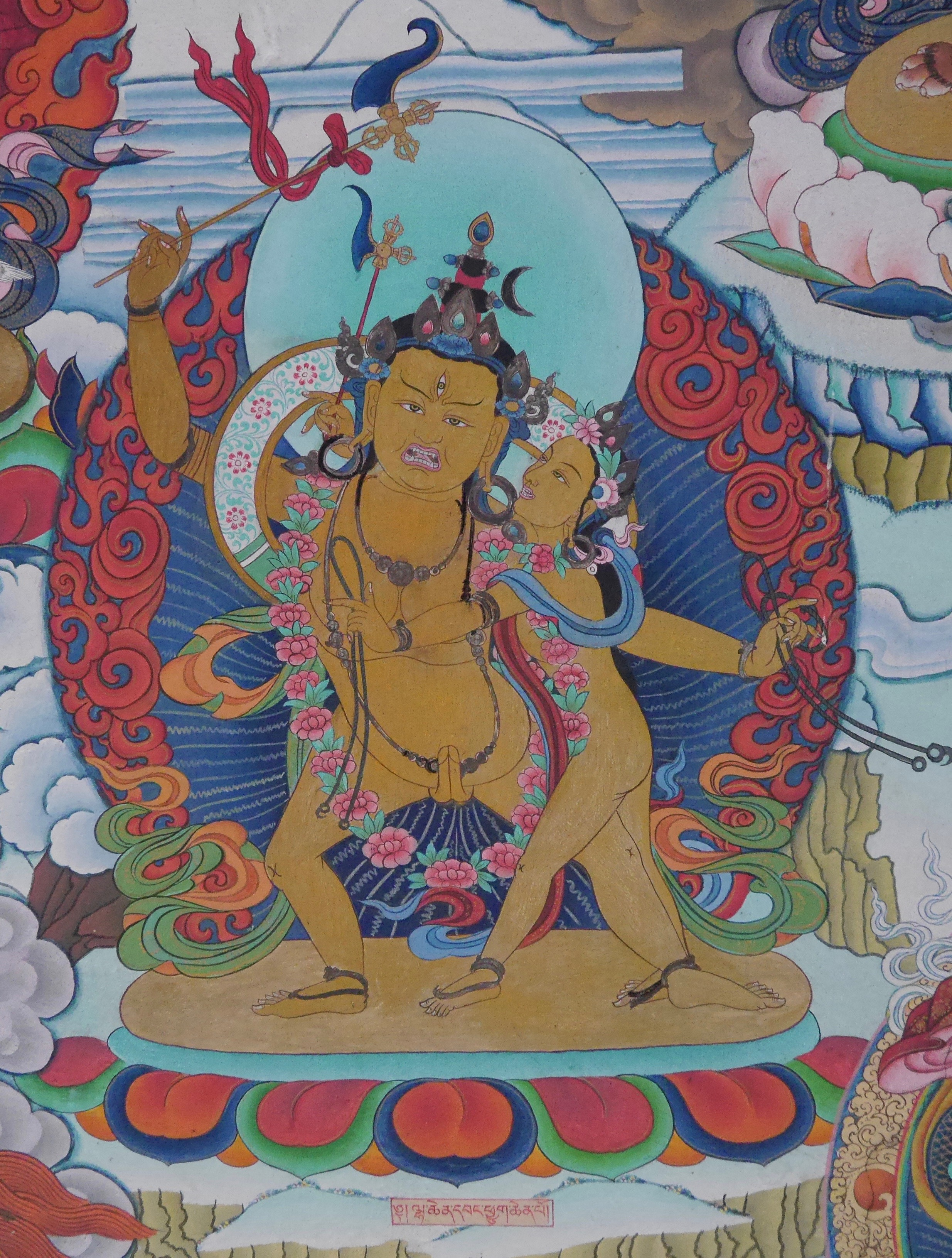 ✔Lhachen Wangchuk Chenmo