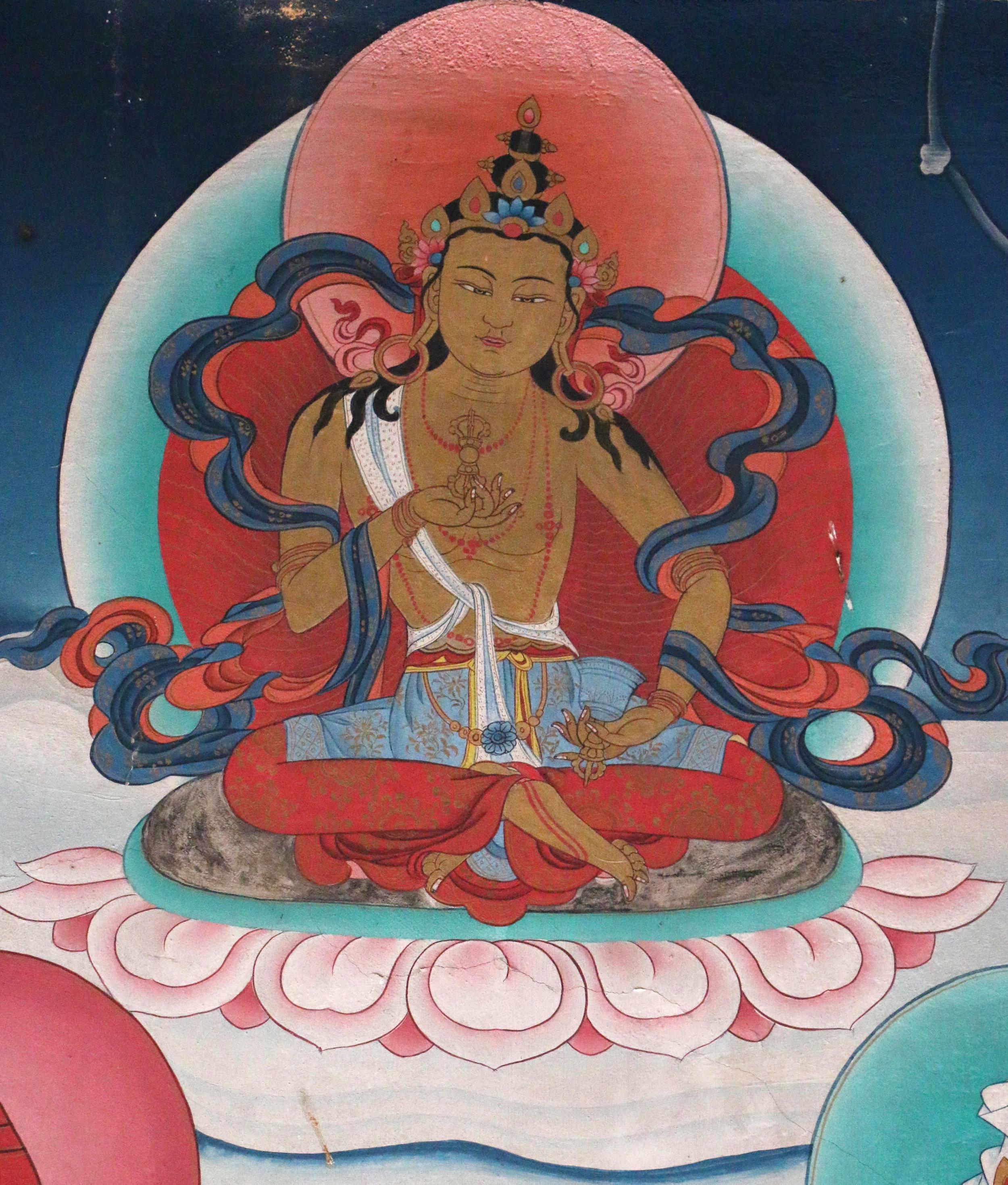 Sangdak Dorje