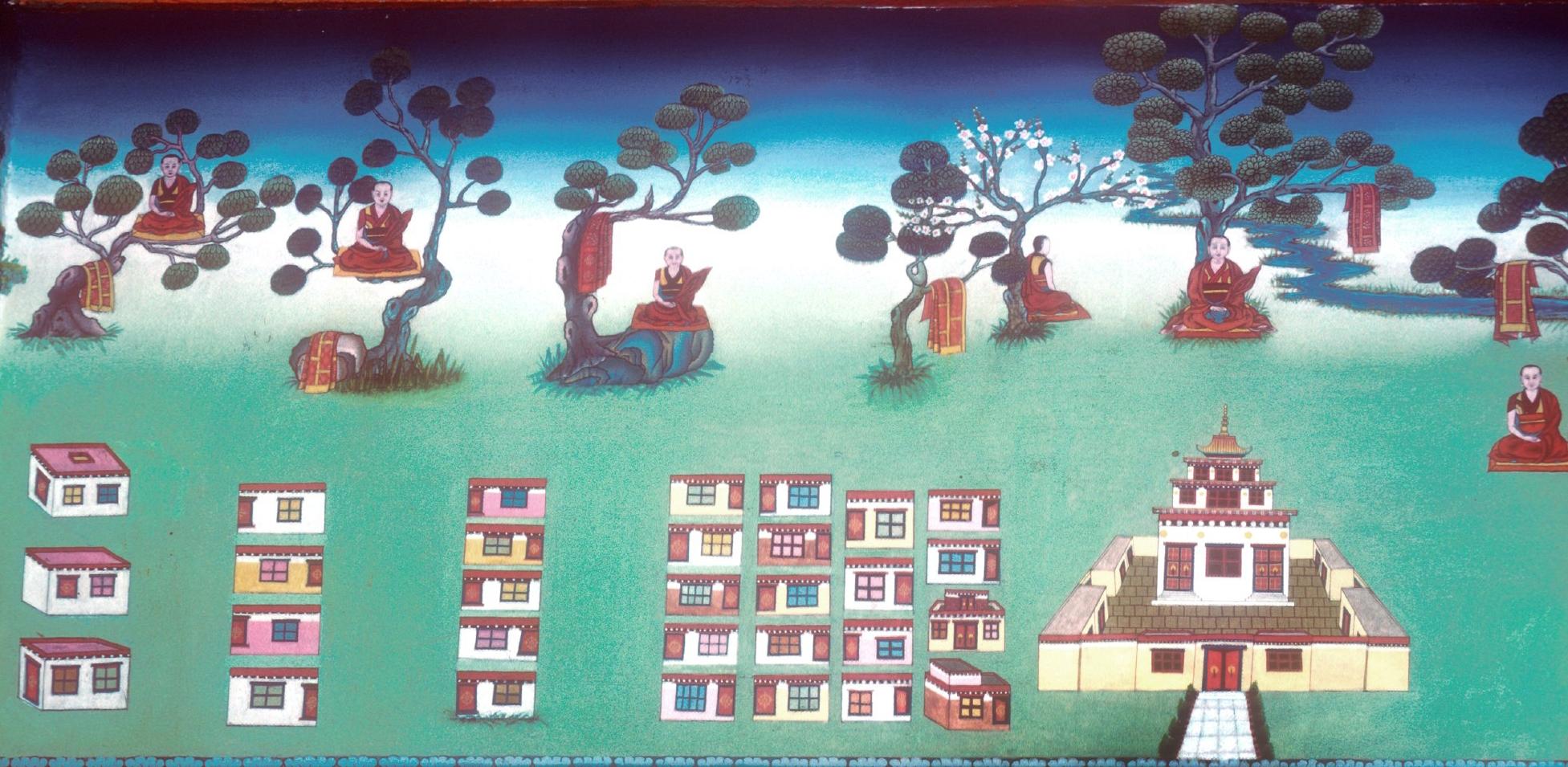Vinaya rules for monastics