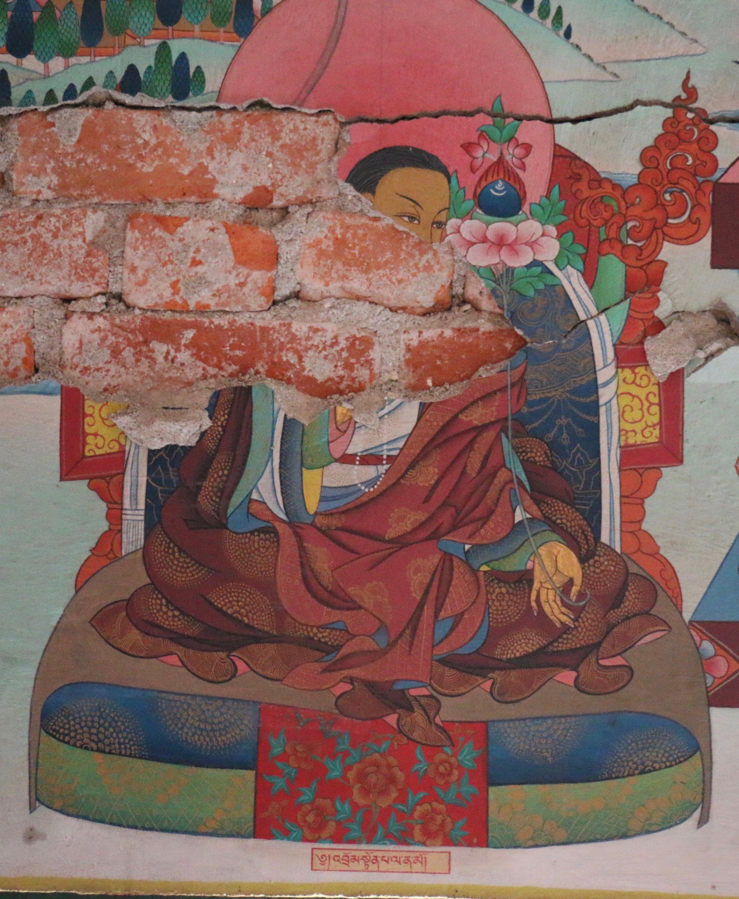Dromtönpa (Atisha's main disciple)
