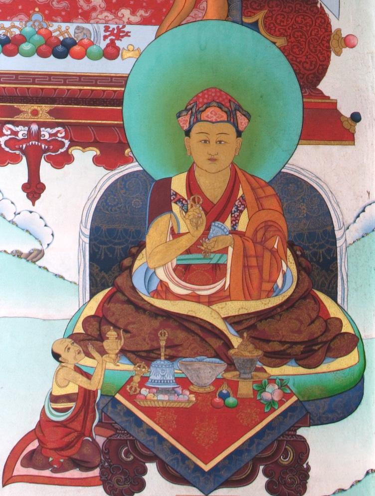 Shechen Gyaltsab Orgyen Rangjung Dorje