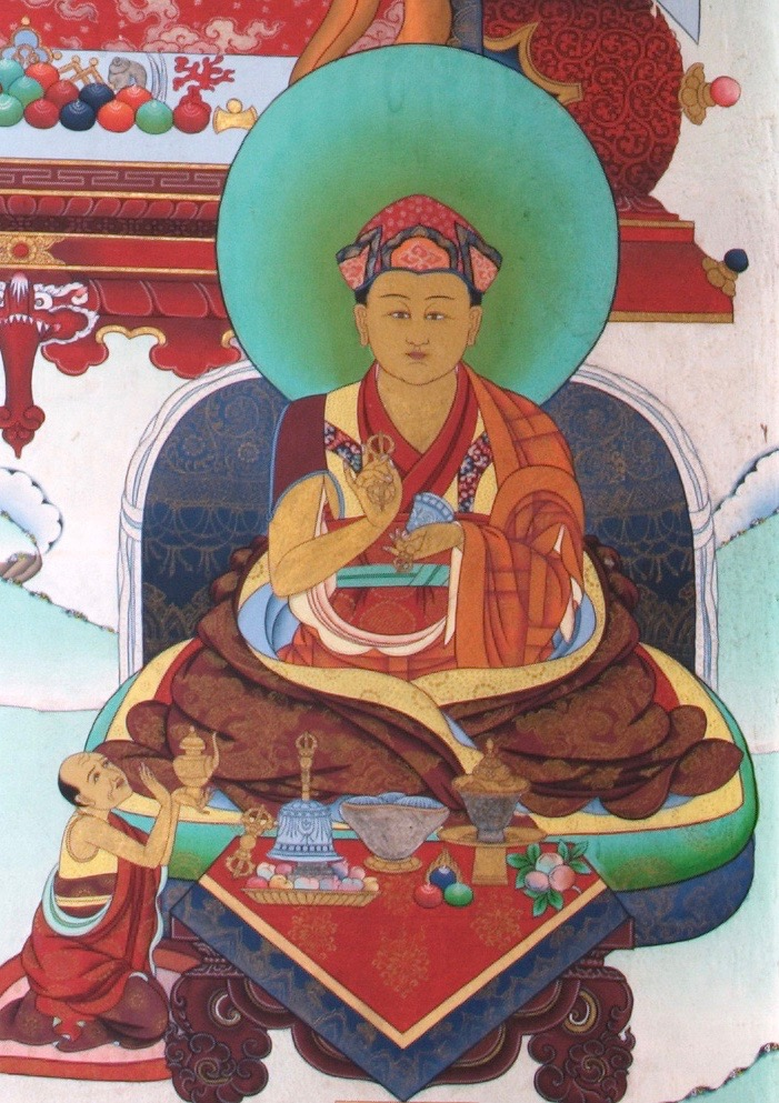 Shechen Gyaltsab Orgyen Rangjung Dorje (2nd)