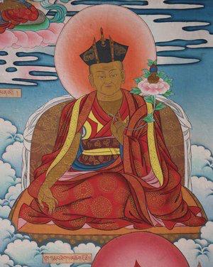 第十四世噶瑪巴特秋多傑