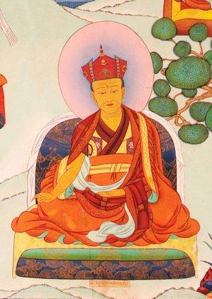 Situ Pema Wangchuk Gyalpo