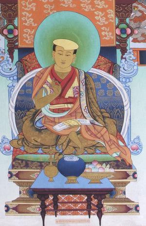 Geshe Dorje Chang Jampa Phuntsok