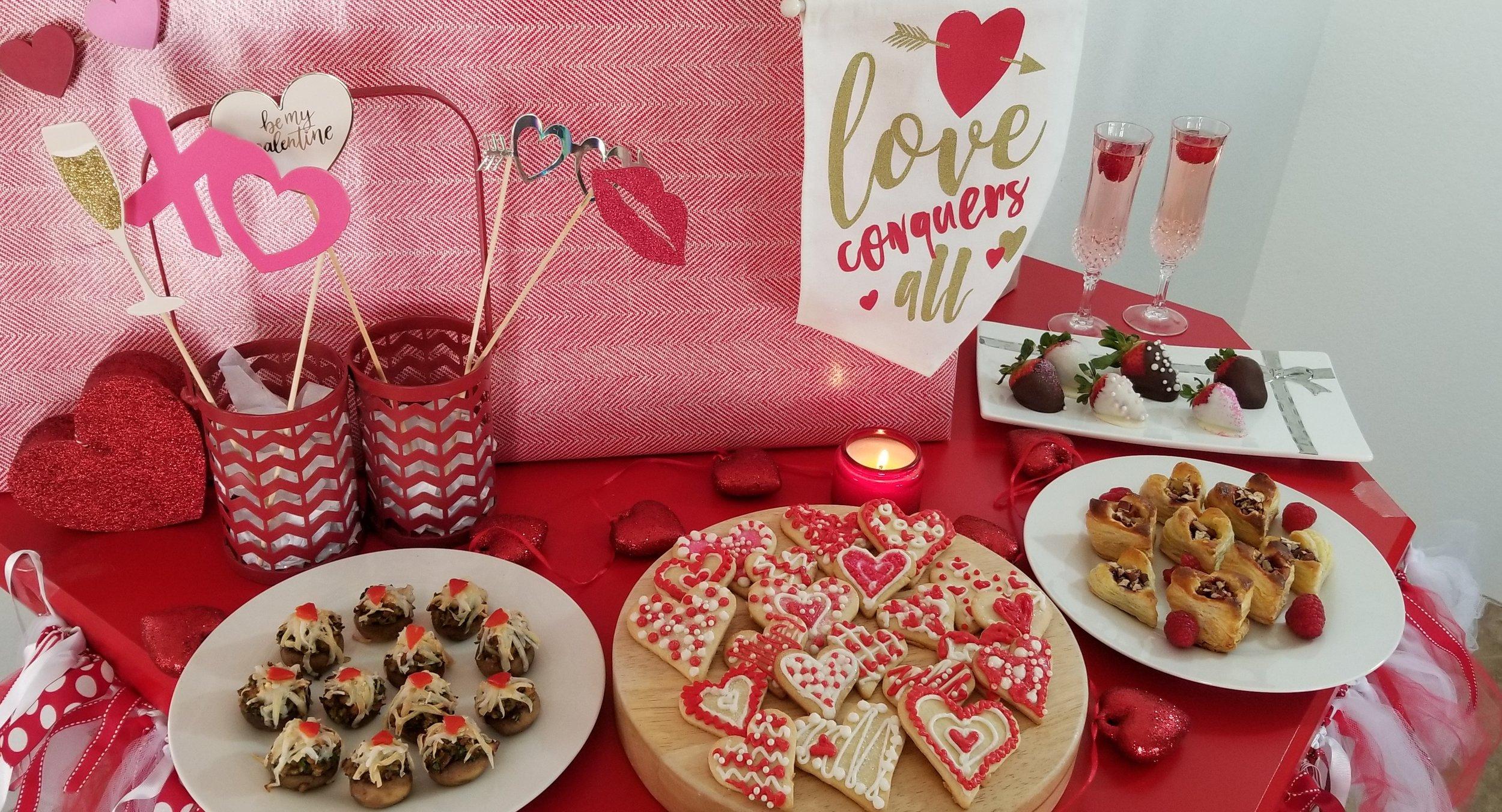 A LOVE feast!