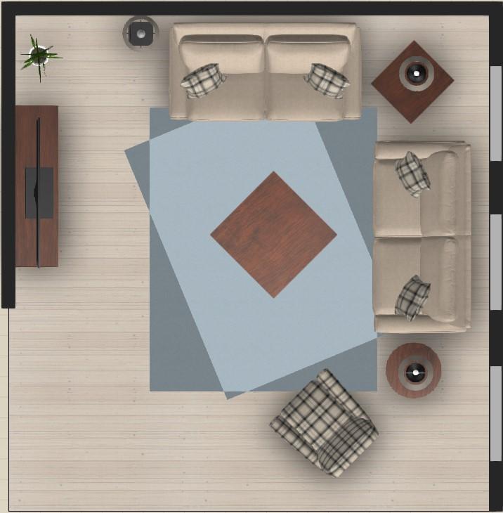 Scaled Floor Plan