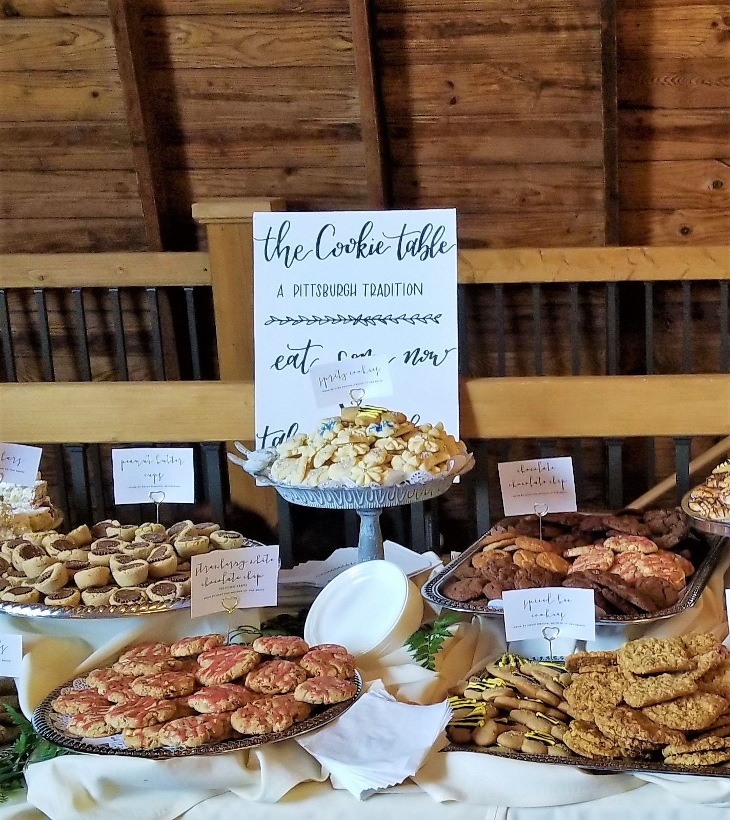 The Cookie Table: A Pittsburgh Tradition