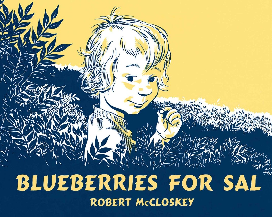 Find Blueberries For Sal  here .