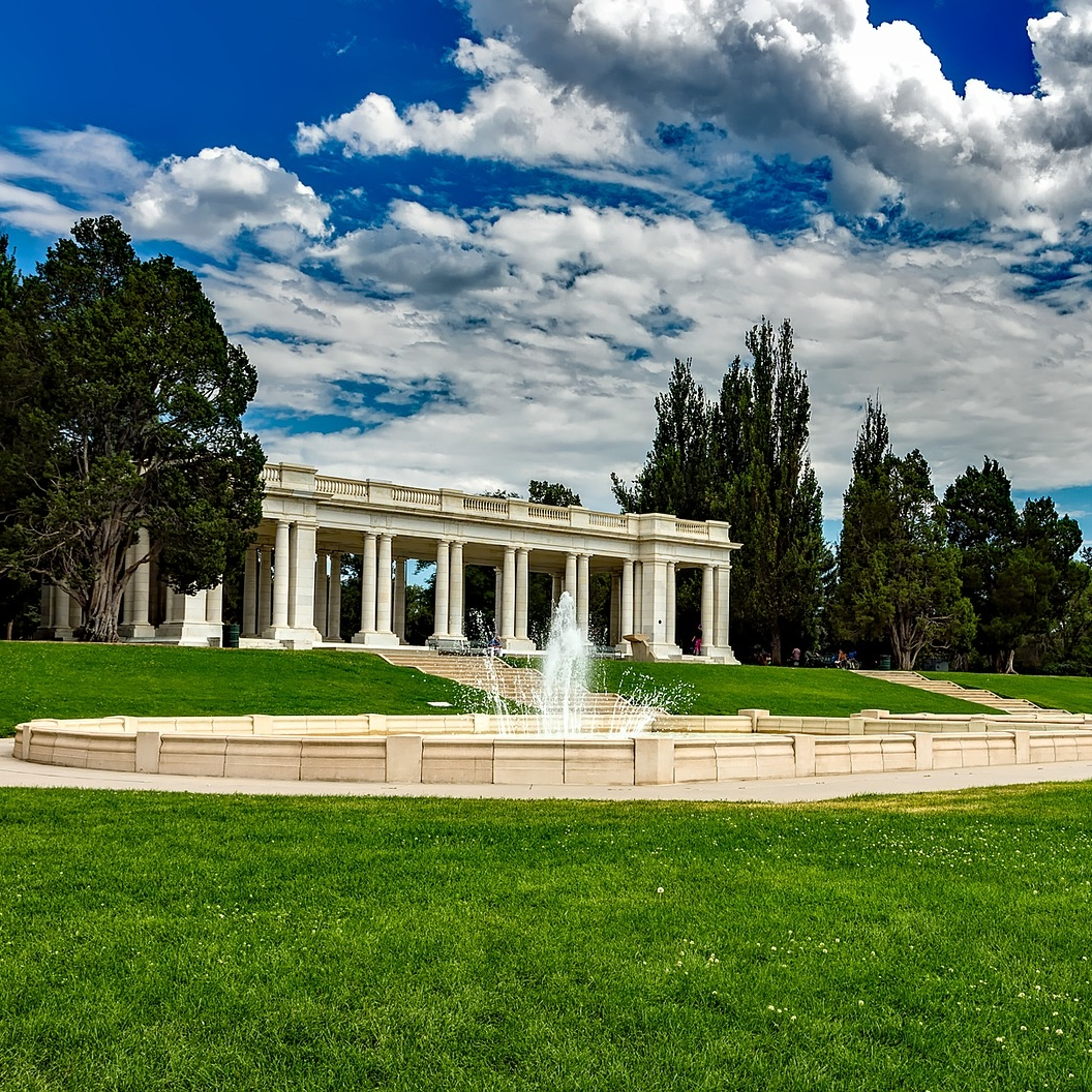 Cheesman Park - If you love taking your dog for long walks in the park and then popping over to a small locally-owned coffee shop, Cheesman Park is the place for you! The white marble pavilion, reflecting pools, and fountains attract both people and plenty of wildlife, including the occasional fox, rabbits, hawks, and ducks. Homes that border Cheesman Park are typically historic with a mixture of older multi-unit housing.
