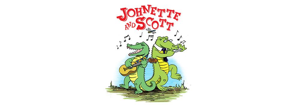 Johnette and Scott
