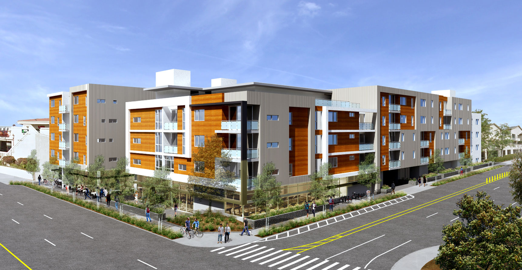 18401 Nordhoff Mixed-Use Project    Mitigated Negative Declaration - 2017