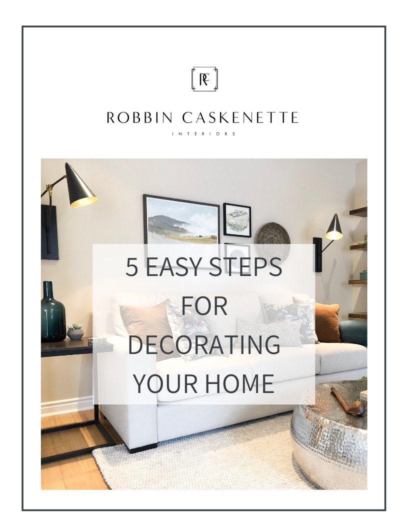 Yay! - You're on your way to creating a home you love.