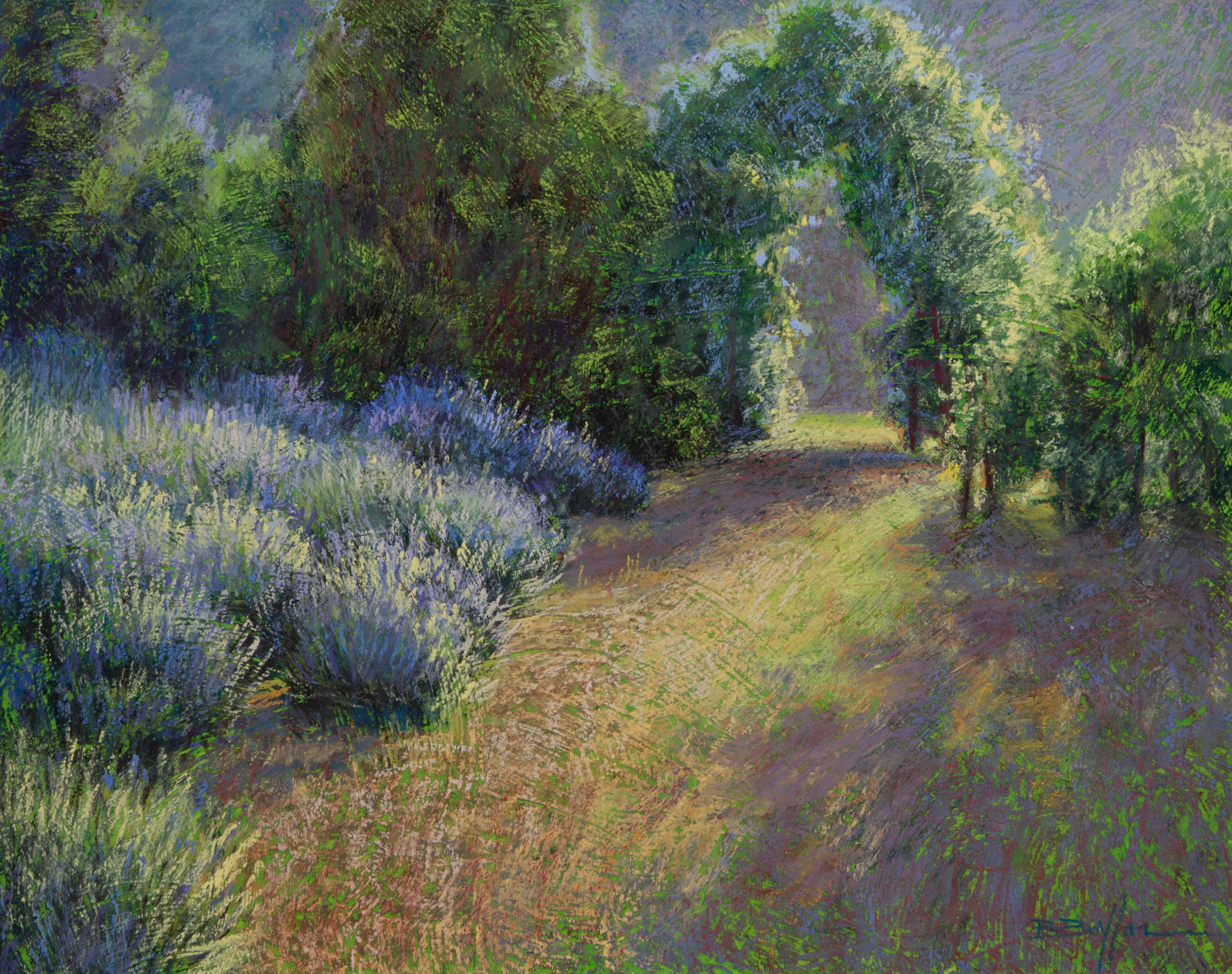 After the Lavender