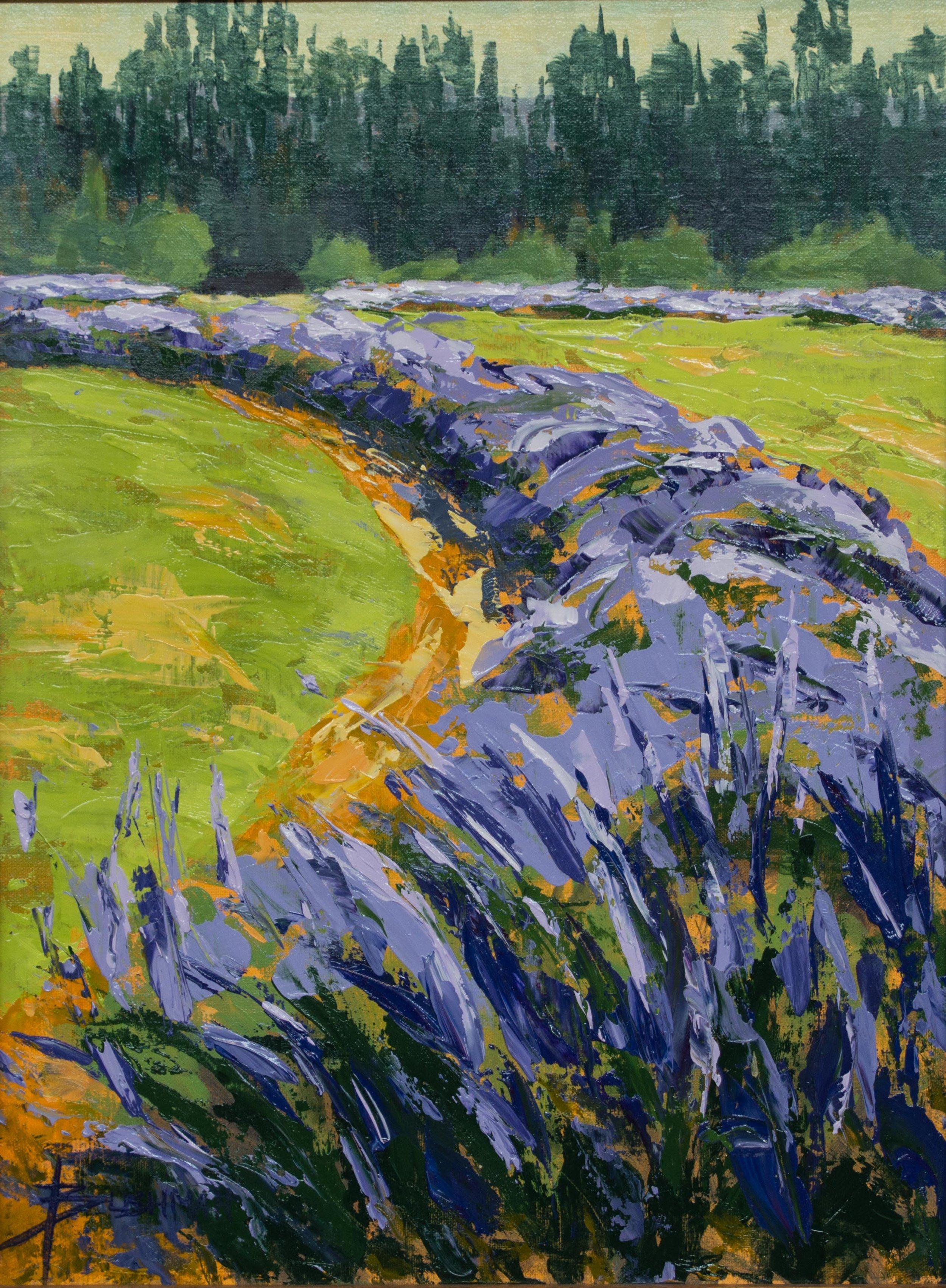 Lavender Tango