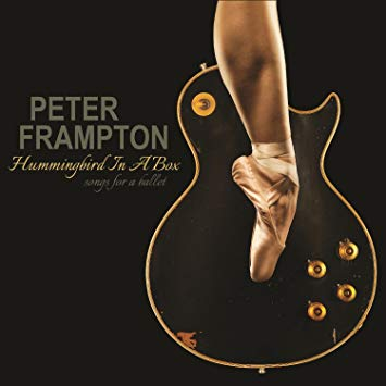 Hummingbird In A Box by Peter Frampton - Co-written and co-produced by Gordon Kennedy