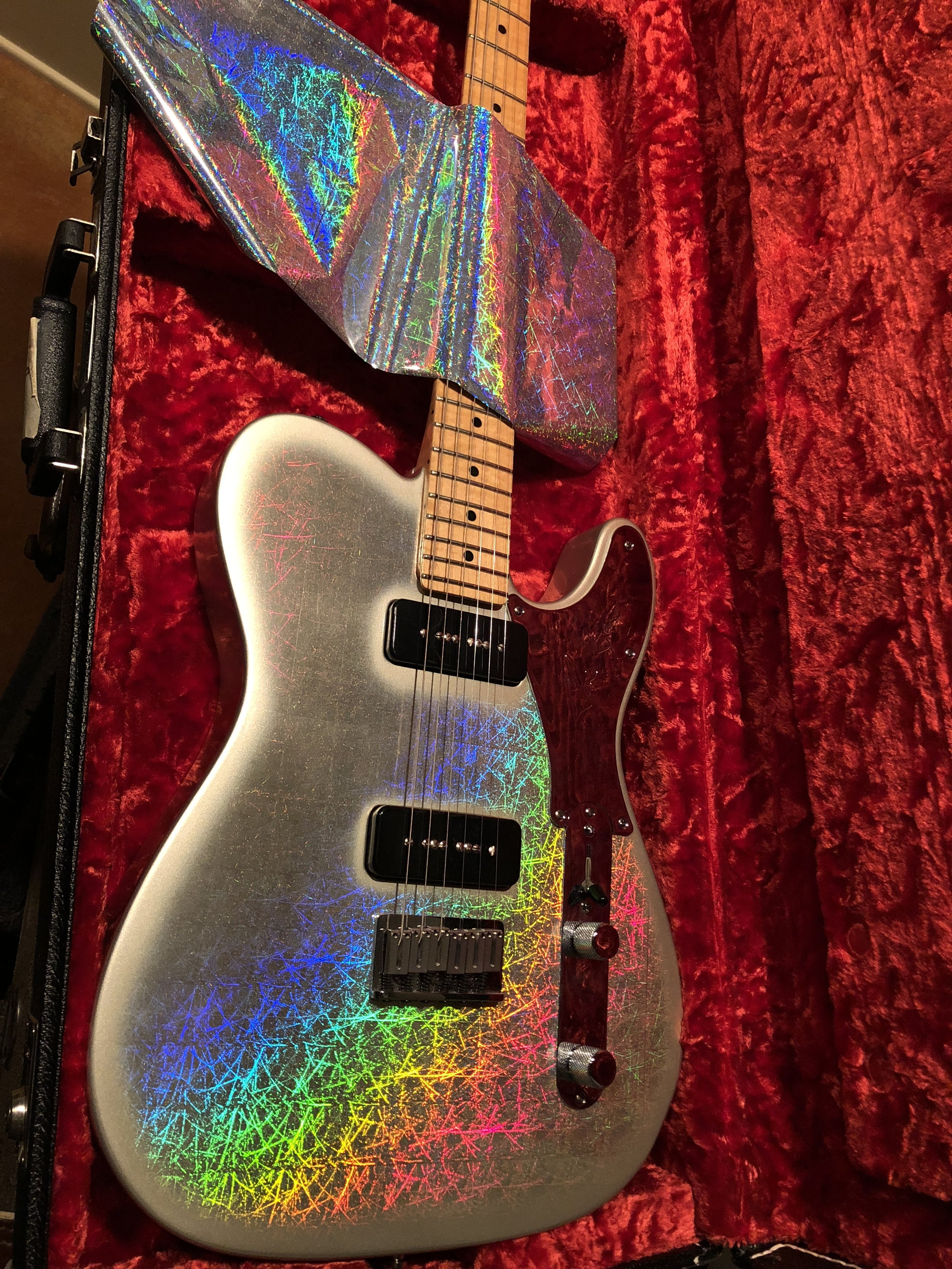 "1999 Fender ""Chris Gaines"" Telecaster"