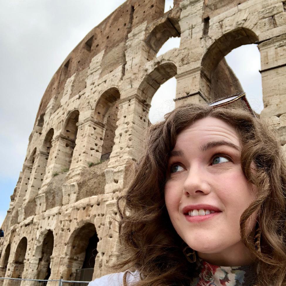 The Colosseum (aka the Flavian Amphitheatre), Rome, Italy