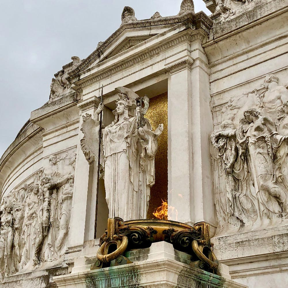 Altar of the Fatherland (National Monument to Victor Emmanuel II), Rome, Italy
