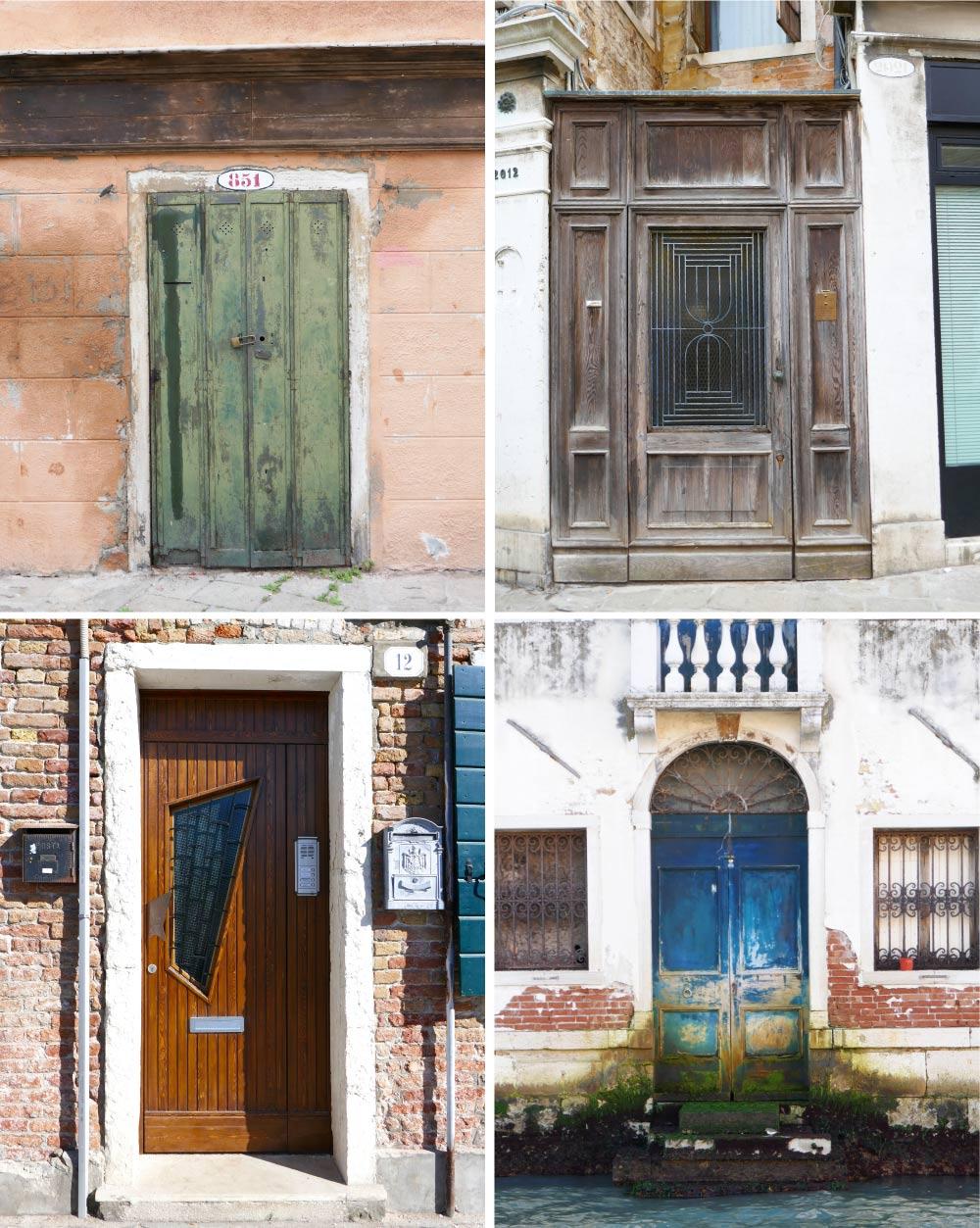 Doors of Venice
