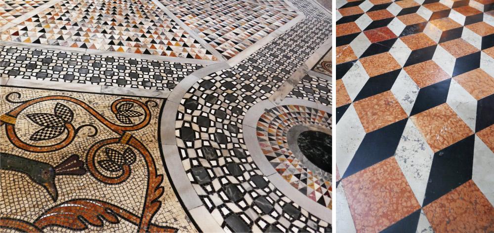 BasilicaFloor Patterns