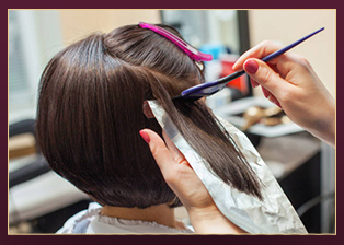 Women's Hair Services - Haircuts / Hair color / HighlightsScalp and Hair Treatments