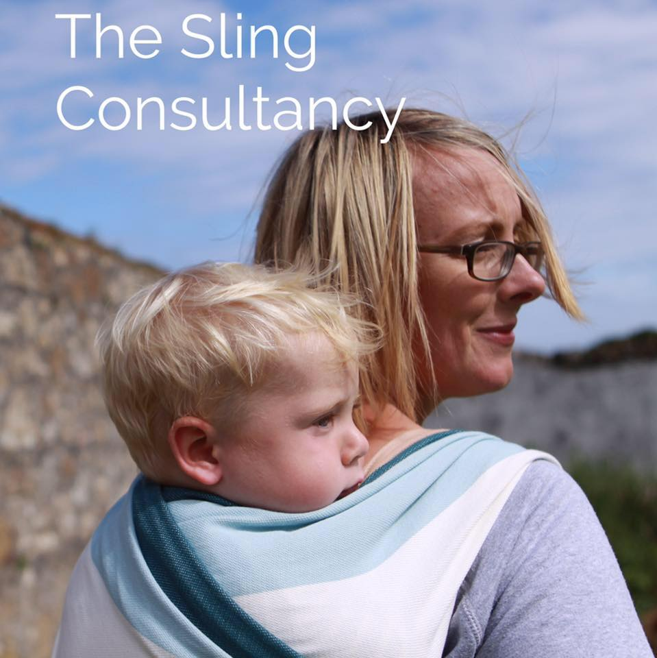 The Sling Consultancy  Trained & insured carrying consultant offering workshops & 1:1 consults in & around the Surrey Hills