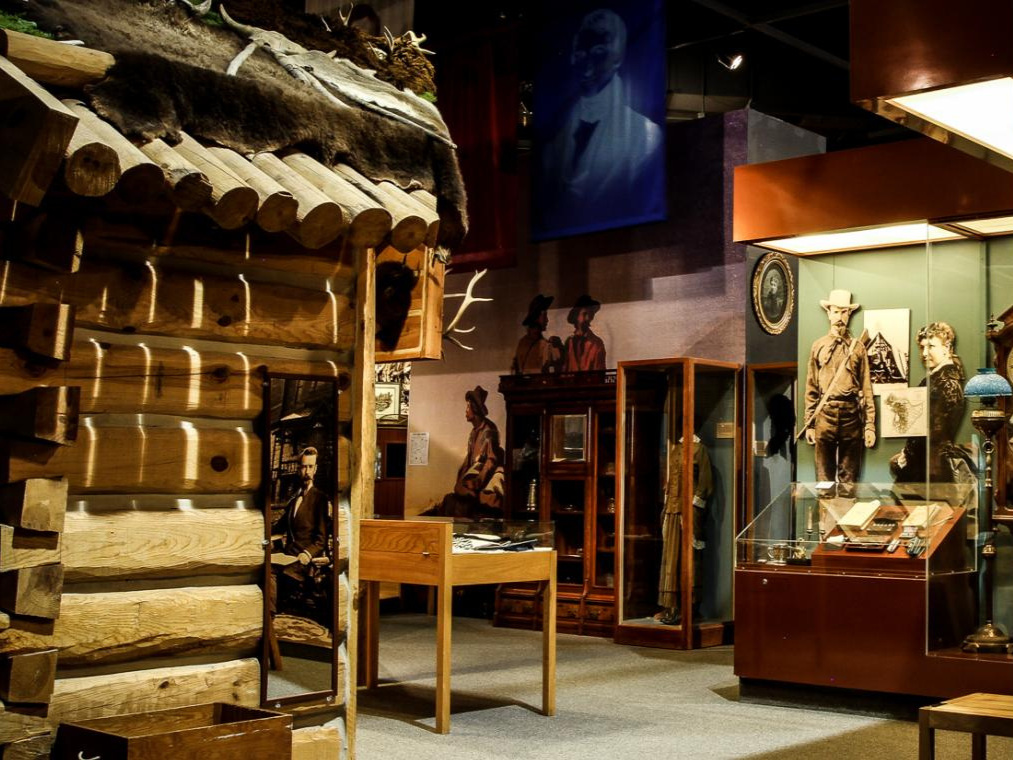 MUSEUM - See the Minnilusa Historical Association's Pioneer Collection at The Journey Museum & Learning Center.