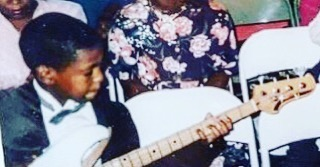 Where it all began | | | | #tbt #imanirecords #jonathanmichel #BAM #bassplayer #ibanez #bowtie #haitianamerican #YGNB #electricbass #nycmusic #blackcreatives #MDR #nycmusicscene #joy