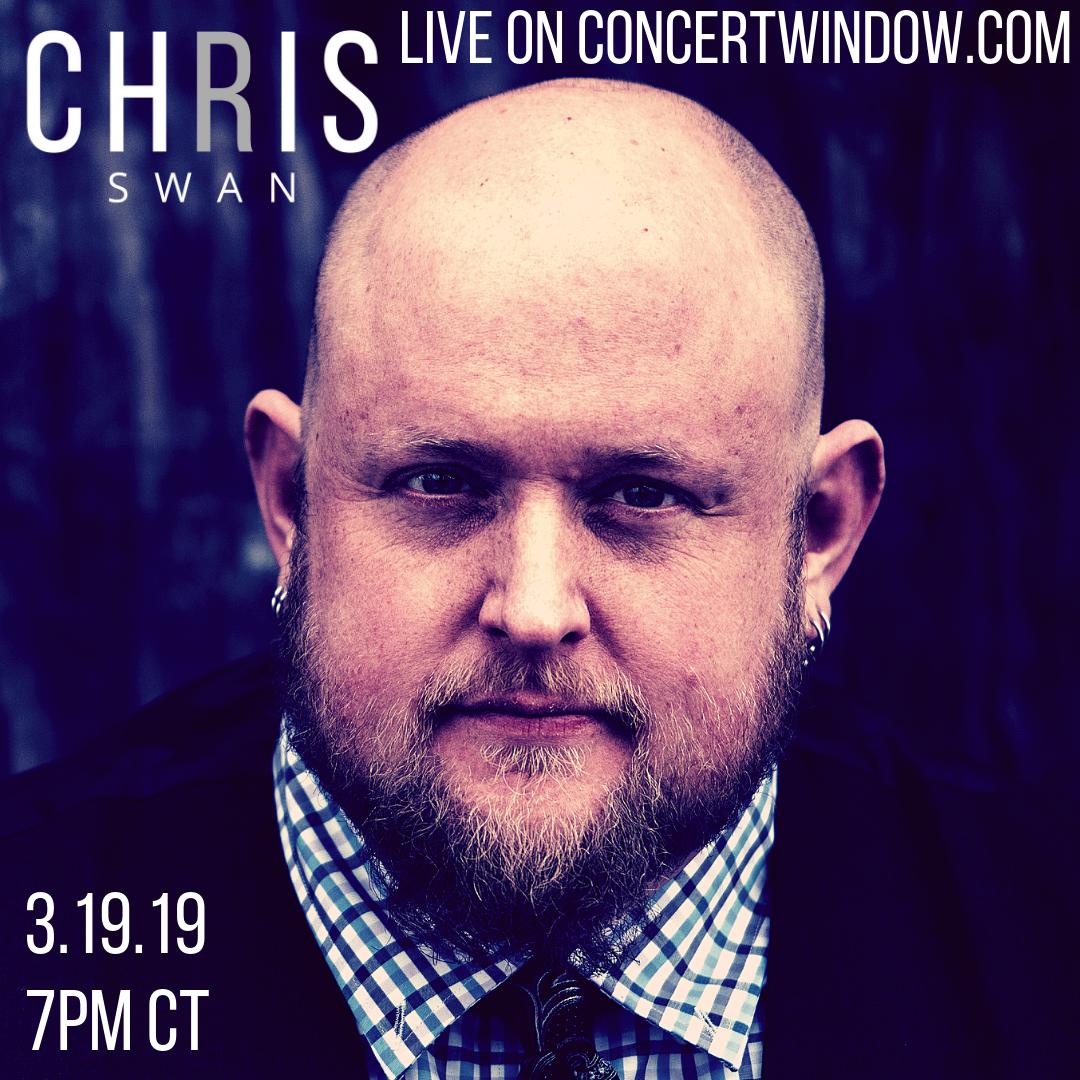 Chris swan live on concertwindow.com