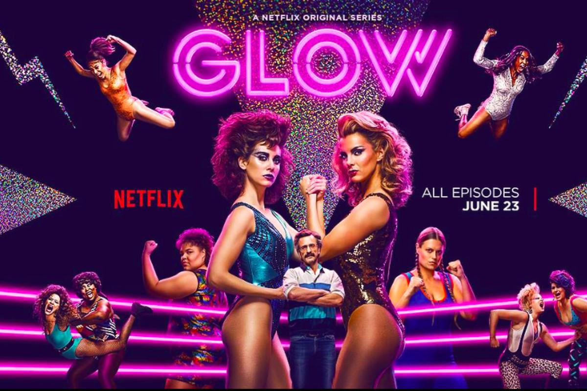 Glow - LarsonSeason 1