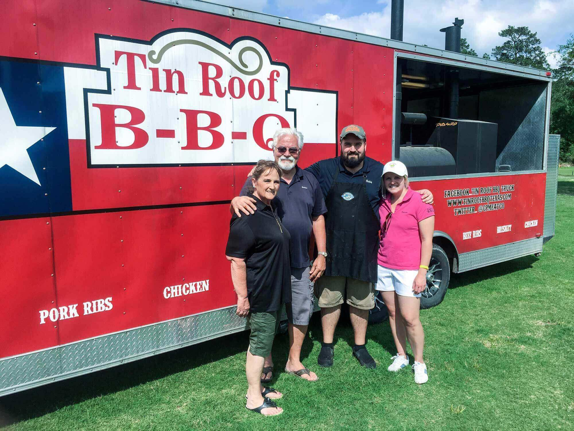 Tin Roof BBQ Family