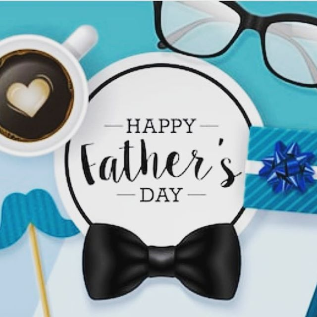 Happy Day to all the wonderful Fathers!